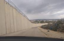 The separation wall, Baka al-Gharbiyeh