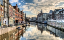 Alongside tulips and windmills, the global image of Amsterdam is one of a city entwined with water.