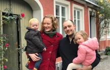 Allyson Plumberg and her family plan to return from Sweden to the United States. Plumberg says Sweden's response to the coronavirus has changed the way she views life in the country.