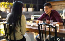 """Pradhyuman is seen in an undated handout image from the Netflix series """"IndianMatchmaking."""""""