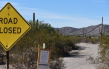 For the last year, construction workers have passed by Darby Wells en route to the border to build the Trump administration's 30-foot, steel bollard wall. President-elect Joe Biden has vowed to stop the wall's construction, but there are still big questio