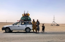 Thousands of families have been forced to leave their homes in Afghanistan over the past few months as fighting between the Taliban and Afghan security forces intensified.