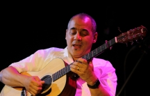 Enrique Kiki Valera is a multi-instrumentalist, composer, arranger, sound engineer and producer. He's best known as one of the world's greatest players of the Cuban cuatro, a mid-size guitar with eight strings grouped in sets of two.