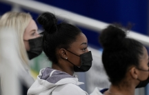 After withdrawing from multiple events after a case of the 'twisties,' a vertigo-like condition that makes gymnastics exceptionally dangerous, Simone Biles returned to compete in the final event of the Tokyo Olympics, winning bronze.