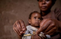 UNICEF says 50% of children living with HIV in Africa will die before they reach their second birthday if untreated.