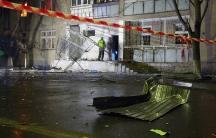 Odessa explosion