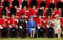 UK Queen Elizabeth II