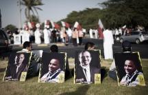 Bahrain jailed medics
