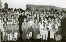 Romanian orphans