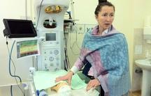 Russia maternity