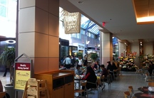 The Prudential Center Food Court