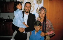Juan Carlos Villegas, from Bello, Colombia, came from a Catholic family. He started going to a Pentecostal church as a teenager, later he became a pastor, and ultimately he became an ordained rabbi and converted – along with hundreds of members of his chu