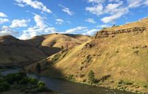 Grande Ronde River in Oregon.