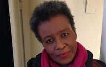 """Poet Claudia Rankine's new book, """"Citizen: An American Lyric,"""" is nominated for two awards by this year's National Book Critics Circle."""