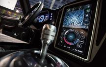 Nvidia auto cockpit