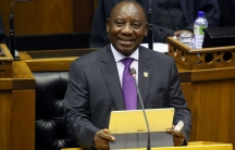 President Cyril Ramaphosa delivers his State of the Nation address