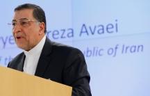 Seyyed Alireza Avaei, Iran's minister of justice
