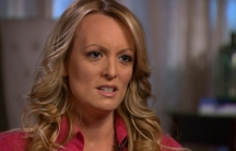 Stormy Daniels, an adult film star and director whose real name is Stephanie Clifford is interviewed by Anderson Cooper of CBS News' 60 Minutes.
