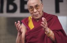 The Dalai Lama in Berlin