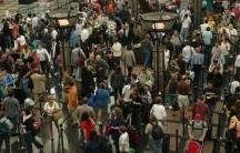 Denver Airport Security Lines