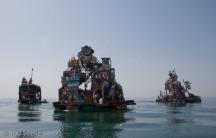 Artwork on the Adriatic