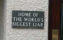 Biggest liar