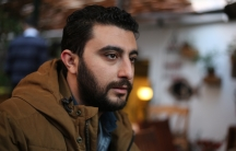 Mezar Matar escaped Raqqa in 2013 and he now lives in Istanbul.