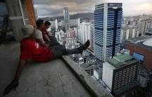 Tower of David, Caracas