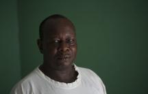 Walter Odong is a survivor of one of the first major ebola epidemics- which tore through northern Uganda in 2000.