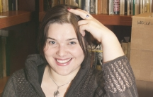 Aga Ilwicka-Sheppard is a PhD candidate in Jewish Studies at the University of Wroclaw in Poland. She was instrumental in getting the Yiddish Book Center in Amherst, Massachusetts to send 3,000 Yiddish language books to Poland, including novels, dictionar