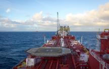 Exxon tanker