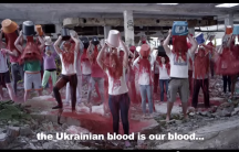 Blood Bucket Challenge video