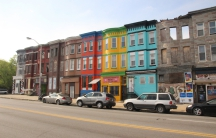 House in West Baltimore
