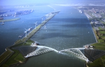The biggest mobile barrier in the world, the Maeslant storm surge barrier was built to protect the Dutch city of Rotterdam from a one-in-10,000-year storm. It's part of the massive investment the Dutch are making to protect themselves in a new era of risi