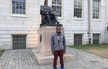 Accepted to all eight Ivy League schools, Victor Agbafe will attend Harvard University this fall, setting him on the path to his dream of becoming a neurosurgeon.