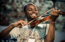 Musician Cedric Watson