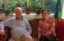 Bill Moore and Judith Fearing are members of Nelson Friends of Refugees. They've raised money and secured an apartment for a family of Syrian refugees. All they need now are the refugees. But they're still waiting.