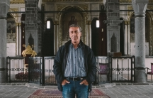Armen Demircian says he's found a home at this recently restored Armenian Church in Diyarbakir, Turkey — though he's not a Christian.