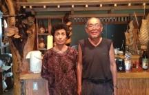 Kiyoko and her husband Yoshishiro Baba ran a fish restaurant in their home in Kawauchi until the Fukushima meltdown.