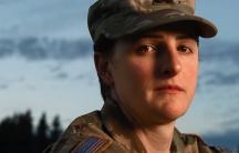 Capt. Jennifer Peace realized she was transgender while serving in Afghanistan.