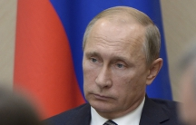 Putin said in late September that Russia's military involvement in the Middle East would only involve its air force and only be temporary.