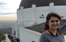 When Sona Hosseini went on a class trip to the planetarium, she fell in love with the stars.