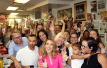 Celine Dion became a part owner of Schwartz's of Montreal in 2012.