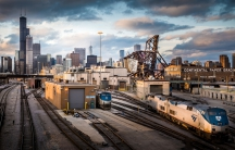 Amtrak in Chicago