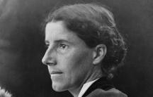 Charlotte Perkins Gilman, circa 1900.