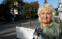 """Lyubov Varicheva teaches English at the Sochi College of Multicultural Education in Russia. She says because of """"volunteering"""" demands on teachers here, her students probably won't get much in the way of instruction during the Sochi Winter Olympics."""