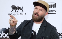 Fred Durst at the 2014 Billboard Music Awards in Las Vegas, Nevada.