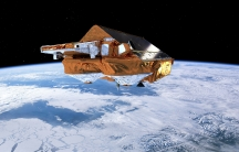 The European Space Agency's Earth Explorer CryoSat makes precise measurements of changes in the thickness of marine ice floating in the polar oceans, as well as variations in the thickness of the ice sheets of Greenland and Antarctica.