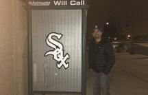 Jalal Baig is a diehard Chicago White Sox fan.