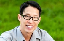 Graphic novelist Gene Luen Yang